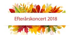 Efterårskoncert